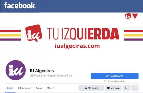 Facebook IU Algeciras